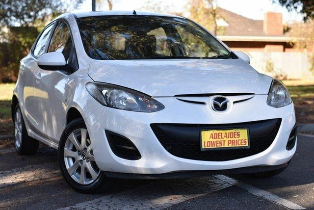 Used Mazda 2 DE10Y2 MY14 Neo Sport Melrose Park, 2014 Mazda 2 DE10Y2 MY14 Neo Sport White 4 Speed Automatic Hatchback