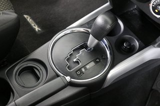 2013 Mitsubishi ASX XB MY13 (2WD) Grey Continuous Variable Wagon