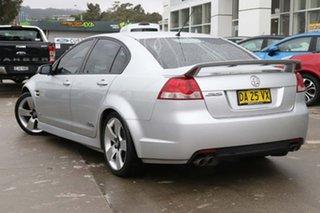 2010 Holden Commodore VE MY10 SS Silver 6 Speed Manual Sedan.