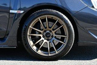 2014 Subaru WRX V1 MY15 STI AWD Premium Dark Grey 6 Speed Manual Sedan.