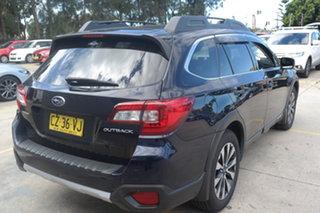 2015 Subaru Outback B6A MY15 2.5i CVT AWD Premium Blue 6 Speed Constant Variable Wagon