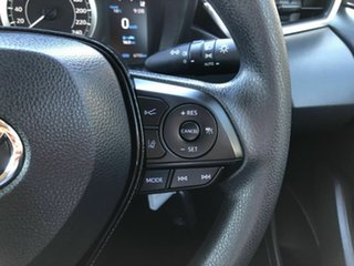 2019 Toyota Corolla Mzea12R Ascent Sport Silver 10 Speed Constant Variable Sedan