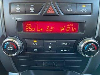2010 Kia Sorento XM MY10 SI White 6 Speed Manual Wagon