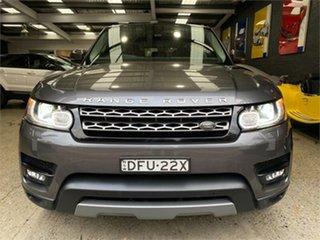 2016 Land Rover Range Rover Sport L494 SE Grey Sports Automatic Wagon.