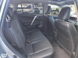 2018 Toyota RAV4 ASA44R Cruiser AWD Silver 6 Speed Sports Automatic Wagon