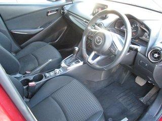 2017 Mazda 2 DJ2HAA Maxx SKYACTIV-Drive Red 6 Speed Sports Automatic Hatchback