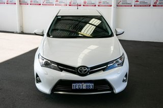 2014 Toyota Corolla ZRE182R Levin ZR Crystal Pearl 7 Speed CVT Auto Sequential Hatchback.