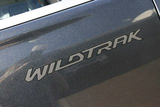 2015 Ford Ranger PX Wildtrak Double Cab Grey 6 Speed Sports Automatic Utility