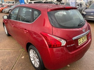 2015 Nissan Pulsar C12 Series 2 ST Red 1 Speed Constant Variable Hatchback.