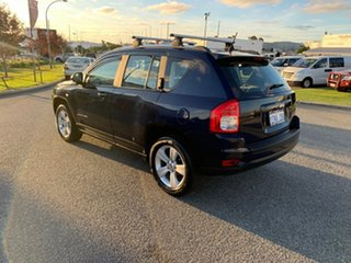 2013 Jeep Compass MK MY12 Sport (4x2) Blue Continuous Variable Wagon