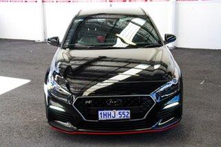 2020 Hyundai i30 PDe.3 MY20 N Performance Black 6 Speed Manual Hatchback.