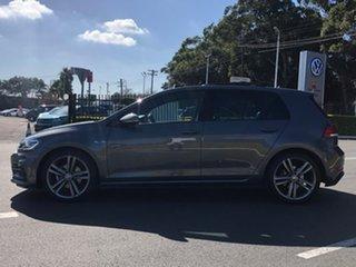 2017 Volkswagen Golf 7.5 MY18 110TDI DSG Highline Grey 7 Speed Sports Automatic Dual Clutch