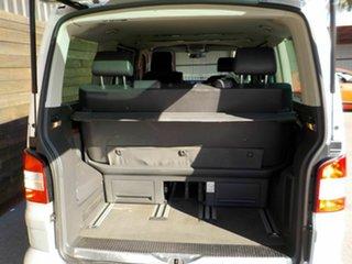 2008 Volkswagen Multivan T5 Highline Silver 6 Speed Sports Automatic Wagon