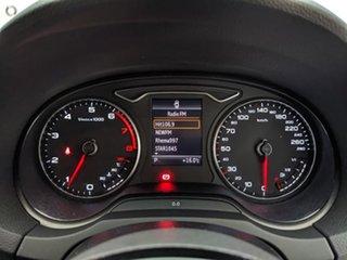 2014 Audi A3 8V MY14 Ambition S Tronic Glacier White 7 Speed Sports Automatic Dual Clutch Sedan