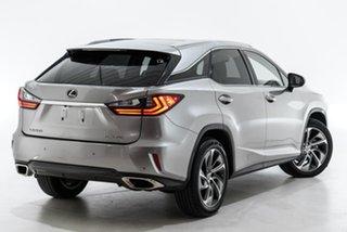 2017 Lexus RX GGL25R RX350 Sports Luxury White 8 Speed Sports Automatic Wagon.