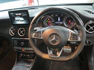 2018 Mercedes-Benz GLA-Class X156 808+058MY GLA250 DCT 4MATIC Silver 7 Speed