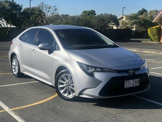 2019 Toyota Corolla Mzea12R Ascent Sport Silver 10 Speed Constant Variable Sedan.