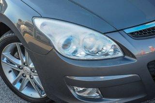 2008 Hyundai i30 FD SR Grey 4 Speed Automatic Hatchback.