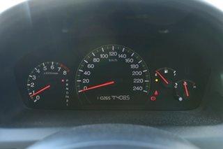 2005 Honda Accord 40 V6 Luxury Silver 5 Speed Automatic Sedan