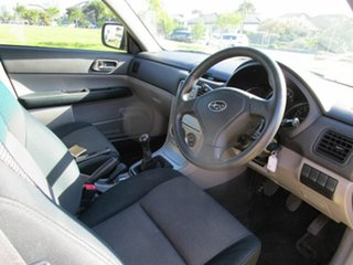 2006 Subaru Forester MY06 XS Silver 5 Speed Manual Wagon