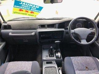 1995 Toyota Landcruiser FZJ80R GXL Silver 4 Speed Automatic Wagon