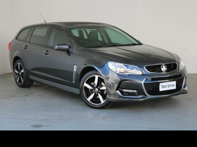 Used Holden Commodore VF II MY17 SV6 Belconnen, 2017 Holden Commodore VF II MY17 SV6 Grey 6 Speed Automatic Sportswagon