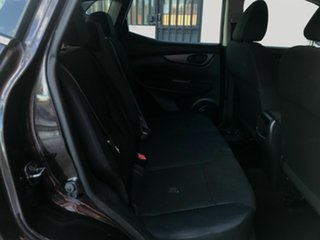 2014 Nissan Qashqai J11 ST Black 1 Speed Constant Variable Wagon