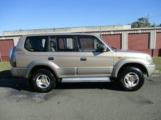 2001 Toyota Landcruiser Prado VZJ95R VX Gold 4 Speed Automatic Wagon.