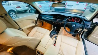 2006 BMW 5 Series E60 530d Steptronic Bronze 6 Speed Sports Automatic Sedan