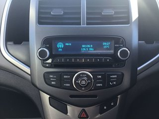 2013 Holden Barina TM MY13 CD Silver 5 Speed Manual Hatchback