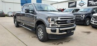 2020 Ford F350 (No Series) Lariat Grey Automatic Utility.