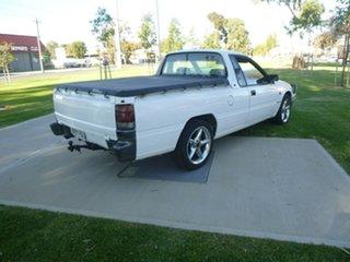 1995 Holden Commodore VS White Automatic Utility