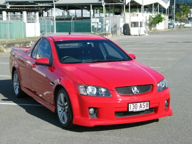 Used Holden Ute VE SV6 60th Anniversary Albion, 2008 Holden Ute VE SV6 60th Anniversary Red 5 Speed Automatic Utility