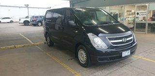 2015 Hyundai iLOAD TQ2-V MY15 Black 5 Speed Automatic Van.