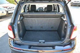 2008 Suzuki SX4 GYA S Black 4 Speed Automatic Hatchback