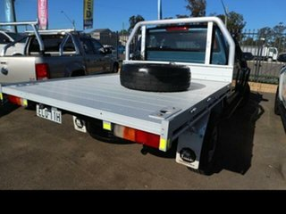 2015 Holden Colorado RG MY15 LS (4x4) Blue 6 Speed Automatic Space Cab Chassis