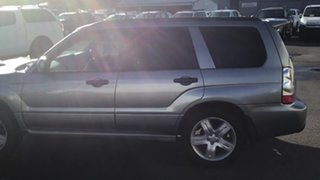 2006 Subaru Forester 79V MY06 XT AWD Grey 4 Speed Automatic Wagon