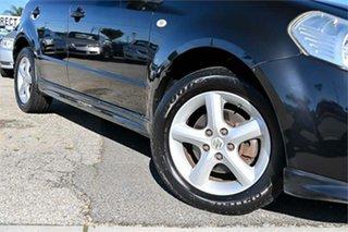 2008 Suzuki SX4 GYA S Black 4 Speed Automatic Hatchback.
