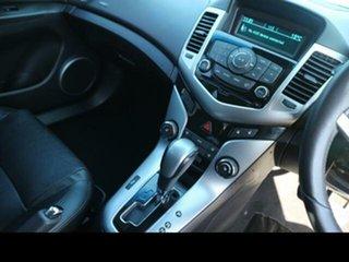 2012 Holden Cruze JH MY13 CDX Black 6 Speed Automatic Sedan