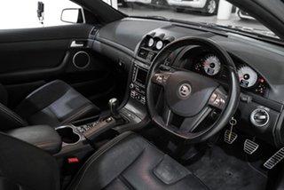 2009 Holden Special Vehicles GTS E Series MY09 Black 6 Speed Manual Sedan