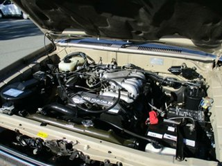 2001 Toyota Landcruiser Prado VZJ95R VX Gold 4 Speed Automatic Wagon