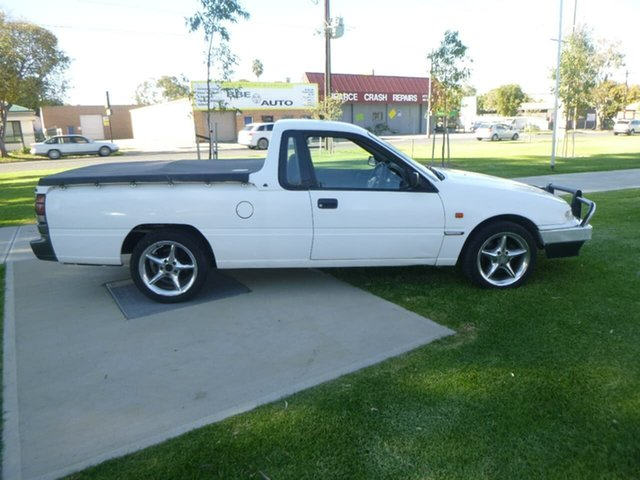Used Holden Commodore VS Beverley, 1995 Holden Commodore VS White Automatic Utility