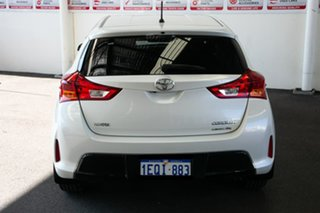 2014 Toyota Corolla ZRE182R Levin ZR Crystal Pearl 7 Speed CVT Auto Sequential Hatchback