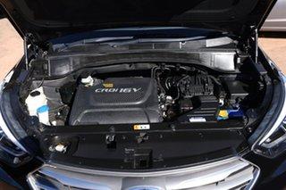 2015 Hyundai Santa Fe DM Series II (DM3) Highlander CRDi (4x4) Black 6 Speed Automatic Wagon