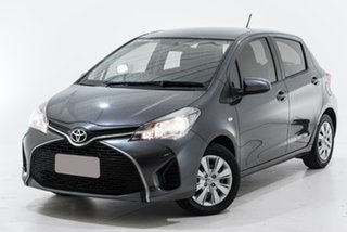 2016 Toyota Yaris NCP130R Ascent 4 Speed Automatic Hatchback.