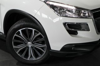 2016 Peugeot 4008 MY15 Active 2WD White 6 Speed Constant Variable Wagon.