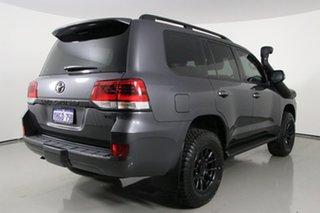 2021 Toyota Landcruiser VDJ200R LC200 GXL (4x4) Grey 6 Speed Automatic Wagon