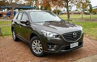 2016 Mazda CX-5 KE1032 Maxx SKYACTIV-Drive i-ACTIV AWD Sport Brown 6 Speed Sports Automatic Wagon.
