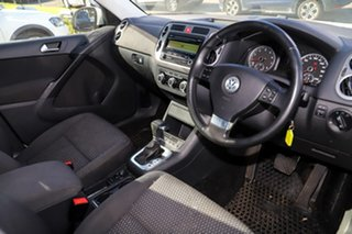 2010 Volkswagen Tiguan 5N MY10 125TSI 4MOTION White 6 Speed Sports Automatic Wagon