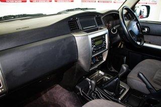 2016 Nissan Patrol GU Series 10 ST (4x4) White 5 Speed Manual Wagon